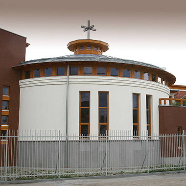 SAINT TERESA CHURCH